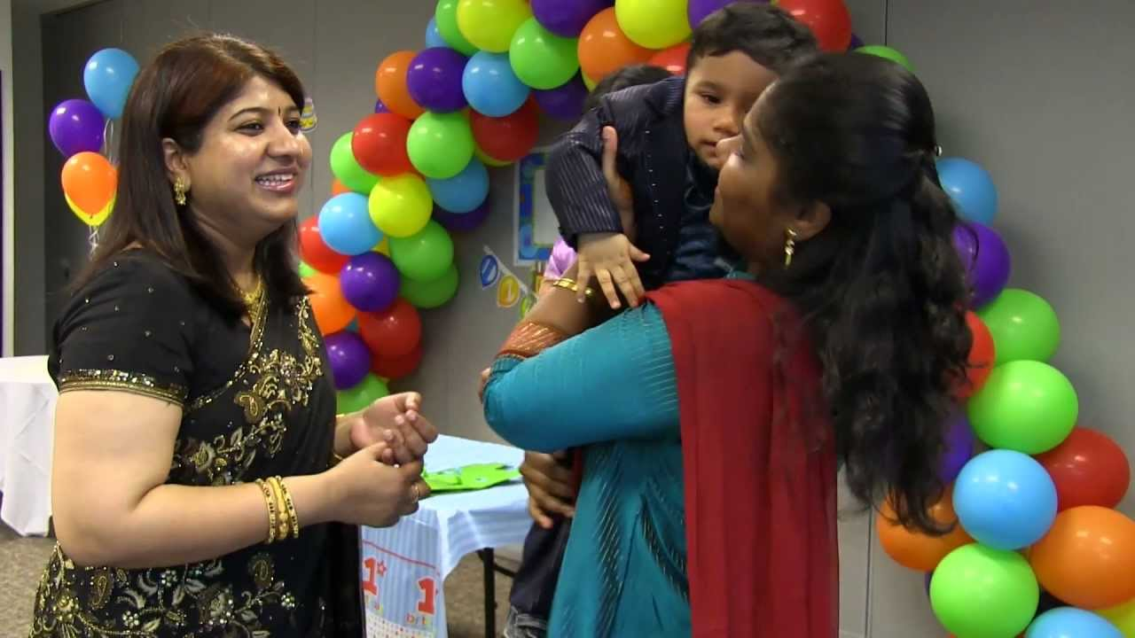 Indian First Birthday Party Highlights Youtube