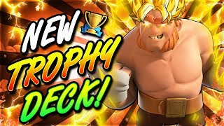 *NEW!* ULTRA INSTINCT GIANT DECK IN CLASH ROYALE!! WOW!!