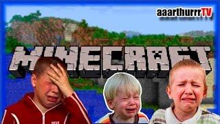 18+ Minecraft:Самые Жесткие Приколы Над Школьниками!