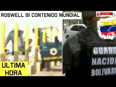 Guardias Nacionales Comen De La Basura Insolito CRISIS VENEZOLANA Afecta A Todos// Increible