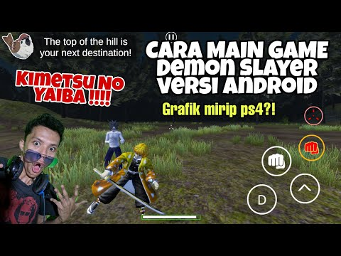 Cara Main Game Kimetsu No Yaiba Di Android Download Game Demon