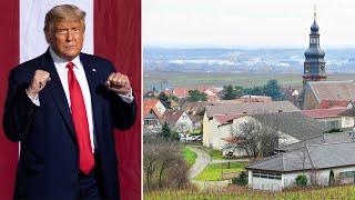 Kallstadt in der Pfalz: Das deutsche Trump-Dorf hat die Nase voll vom US-Präsidenten