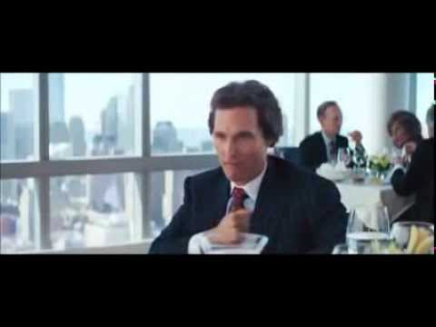 The Wolf of Wall Street restaurant Song