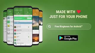 Download: https://play.google.com/store/apps/details?id=com.bestringtonesapps.freeringtonesforandroid&hl=en are you bored with the ringtones have on your...
