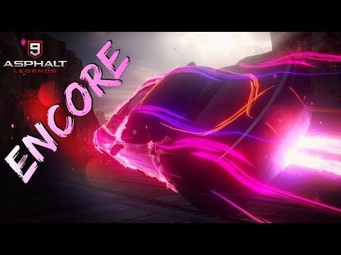 Asphalt 9 - Corvette GS - Encore (Gold Rush) - 2:11.614