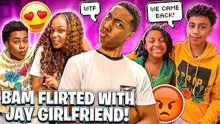 MIRAH GETTING BACK WITH JERRY & BAM FLIRTED WITH JAY GIRLFRIEND!💔