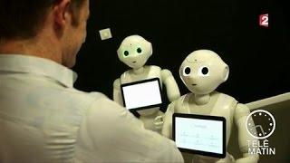 Sciences - Un robot qui nous veut du bien