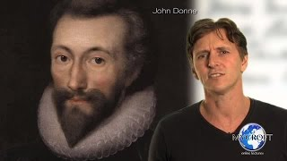 John Donne - The Good-Morrow - Full Lecture and Analysis by Dr. Andrew Barker