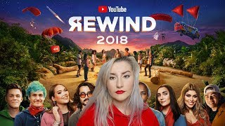 THE YOUTUBE REWIND 2018 DRINKING GAME