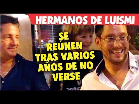 Hermanos de Luis Miguel, Alejandro y Sergio Gallego se REUNEN