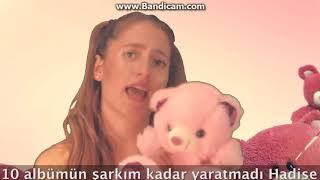 Hadise VS Aleyna Tilki Rap Savaşları