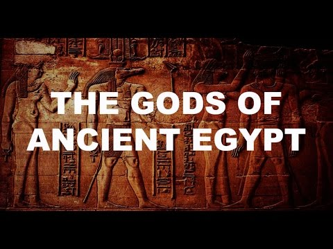 The Gods of Ancient Egypt - Patricia Awyan on The justBernard Show