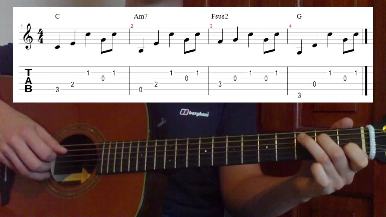 Ronan Taylor Swift Guitar Lesson W Tabs Youtube