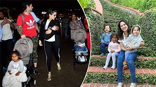 Sunny Leone Travels To US Amid Coronavirus Lockdown