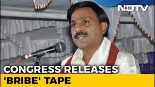 Karnataka Congress Claims Proof Of Janardhan Reddy Trying To Buy MLA