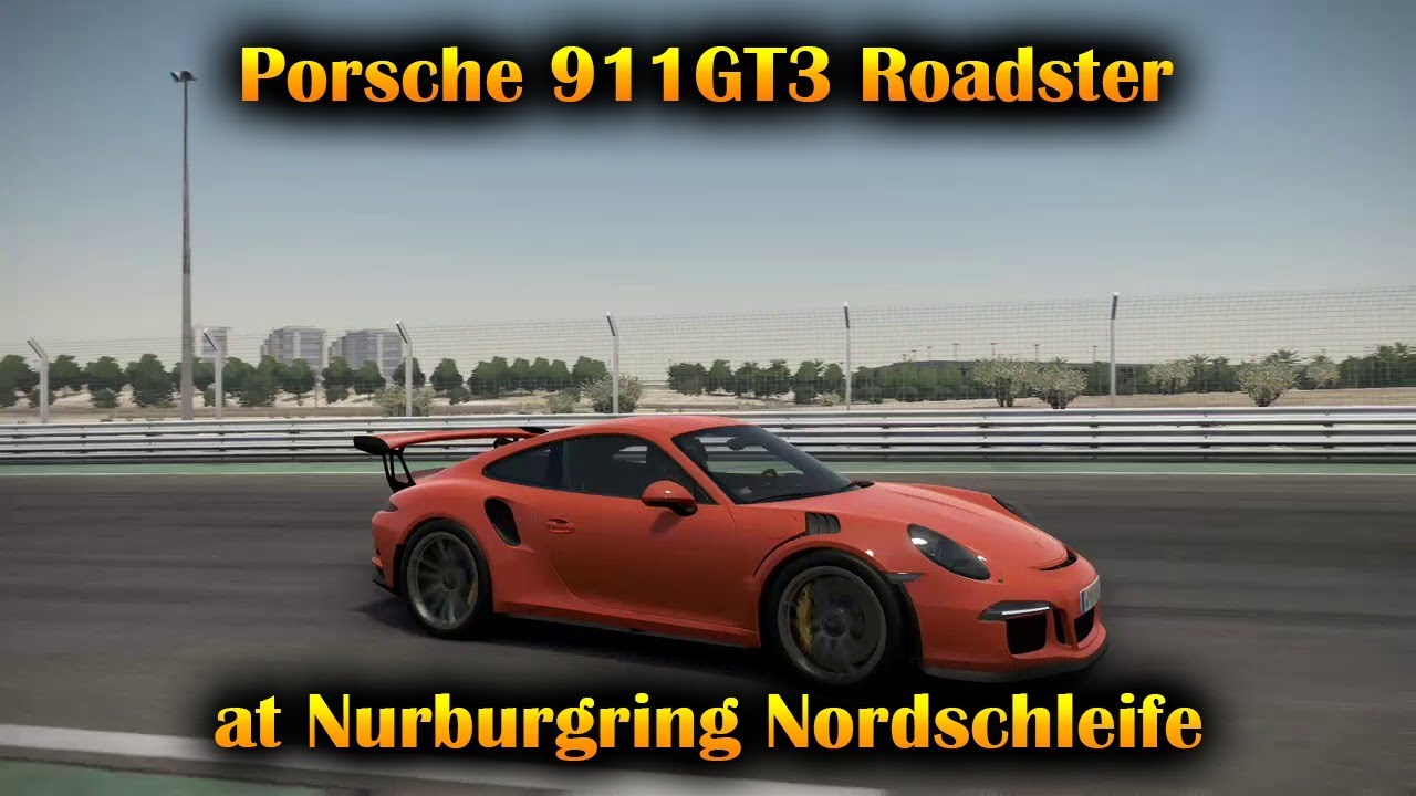 project cars 2 nurburgring nordschleife porsche 911 gt3 rs setup youtube. Black Bedroom Furniture Sets. Home Design Ideas