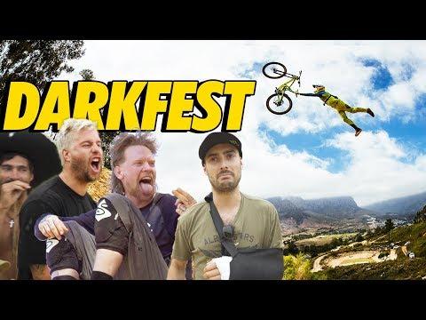 DARKFEST 2019: DESCENTE MTB LA PLUS EXTREME ! (Ft Sam Reynolds, Andreu Lacondeguy,...)