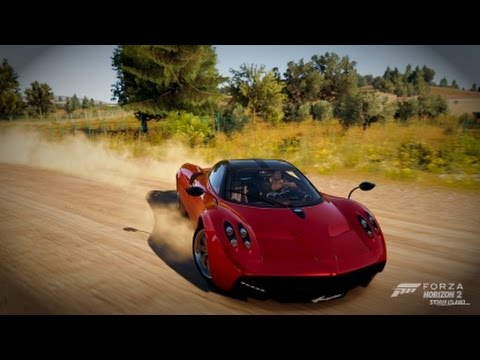 Extreme Offroad Silly Builds - 2012 Pagani Huayra (Forza Horizon 2)