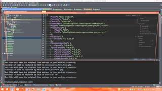 PHP TDD in PHPStorm - Configuring Git for the Initial Commit in PHPStorm