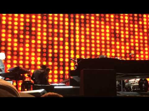 Elton John The Bitch is Back Atlanta Music Midtown 2015