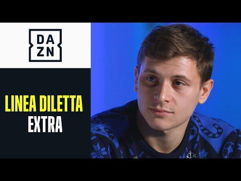 """Linea Diletta Extra: Barella """"Io, la Nazionale e Zaniolo"""""""
