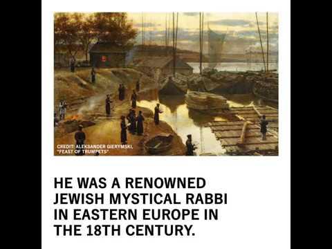 The wisdom of Baal Shem Tov