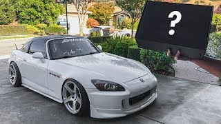S2000 Accident Update + Something Special!