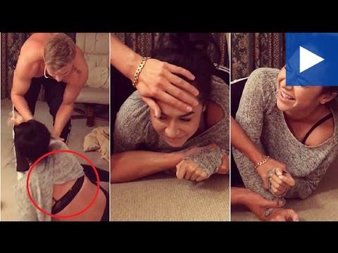 Heather Watson losses wrestling match with tennis player boyfriend    Latest News