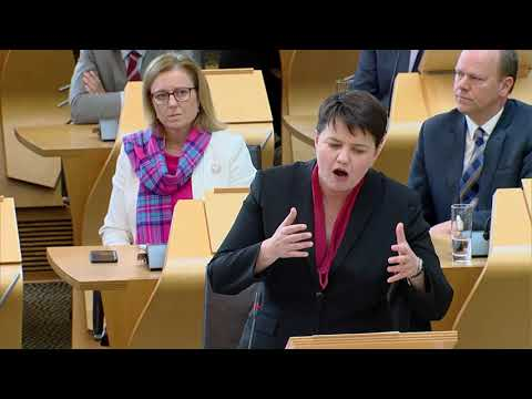 First Minister's Questions - 31 May 2018