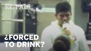 Man dies after sipping liquid meth