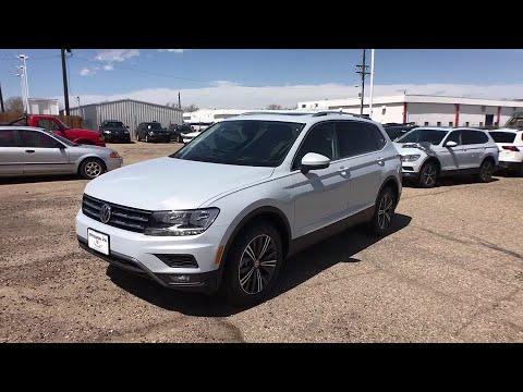 2018 Volkswagen Tiguan Denver, Aurora, Lakewood, Littleton, Fort Collins, CO JM110386