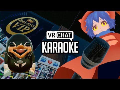 MELHORES CANTORES DO VRCHAT! (Karaoke)