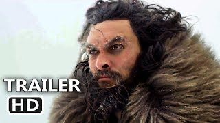 FRONTIER Season 3 Trailer (2018) Jason Momoa, Netflix Series HD