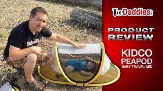 KidCo PeaPod Baby Travel Bed Review