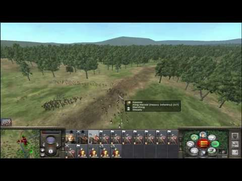 """Medieval 2: Total War Historical Battles The Battle of Hastings Part 2 """"The Real King Cometh!"""""""