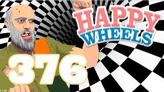 """HAPPY WHEELS: Episodio 376 """"EL AGUJERO!"""""""
