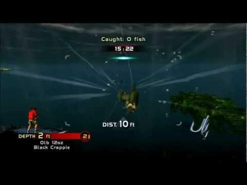 Rapala Pro Bass Fishing - Black Crappie Bash (PS3)