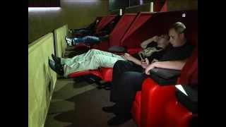 В Днепропетровске открылся VIP-кинозал