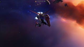 Homeworld 2 Remastered - Gundam Seed Mod Gameplay