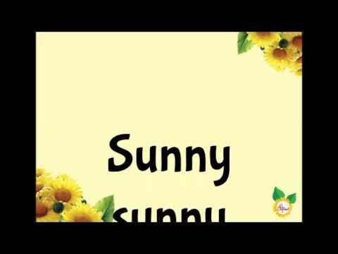 Lirik Lagu Sunny - Bunga Citra lestari