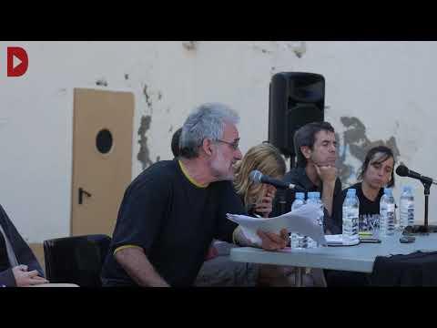 1/3 - Acte: Reobrir l'espai de lluita dins les presons