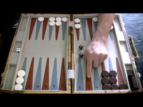 Beginner Backgammon Tutorial - 4 - Bearing Off