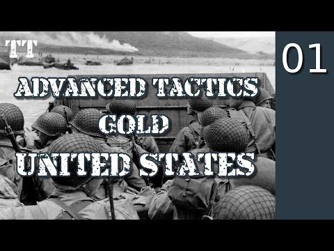 Advanced Tactics Gold ~ USA ~ 1 ~ New York |