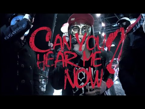 Hollywood Undead - Hear Me Now [Special Director's Cut]