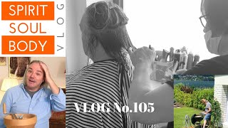 "105. ""CUT OFF YESTERDAY & GROW TOMORROW"" - VLOG No.104 - 28th June 2020"