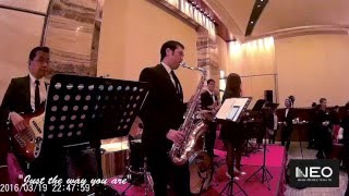 "Neo Music Production - Hong Kong Wedding Live Band ""Just the way you are"" at MGM Macau"