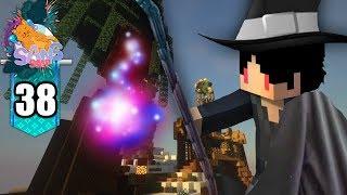 Minecraft Sans SMP - Desa Penyihir (38)