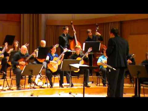 ORINOCO FLOW - Enya - Orkester Mandolina Ljubljana - dirigent Andrej Zupan