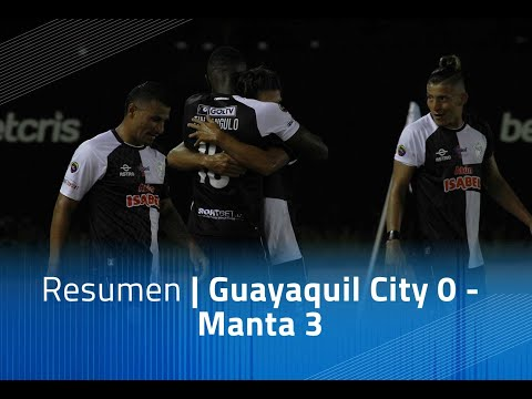 Guayaquil City Manta FC Goals And Highlights