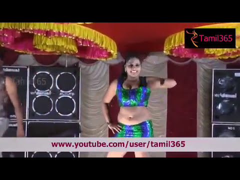 New Tamil Village Record Dance 2017 Adal Padal Dance